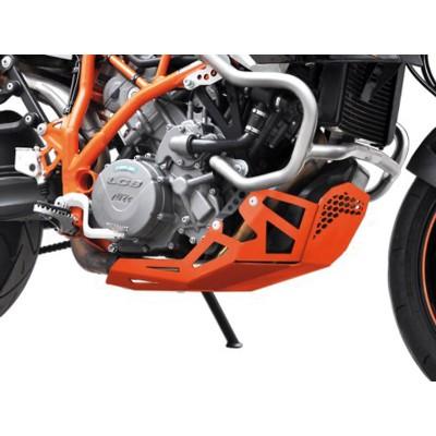 Piastra Paramotore Ibex per KTM Supermoto 990 Orange