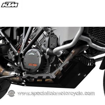 Piastra Paramotore Ibex per KTM Adventure 1990 Black