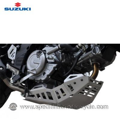 Piastra Paramotore Ibex per Suzuki DL 650 Silver