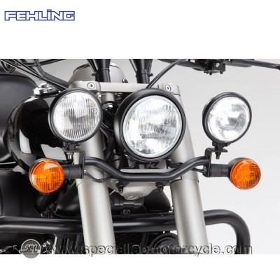Staffa per fari supplementari Fehling Honda VT 750
