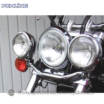 Staffa per fari supplementari Fehling Yamaha XVS 650/1100