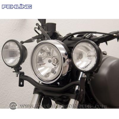 Staffa per fari supplementari Fehling Yamaha XV 950 R