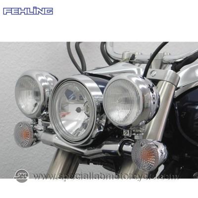 Staffa per fari supplementari Fehling Yamaha XVS 950 A