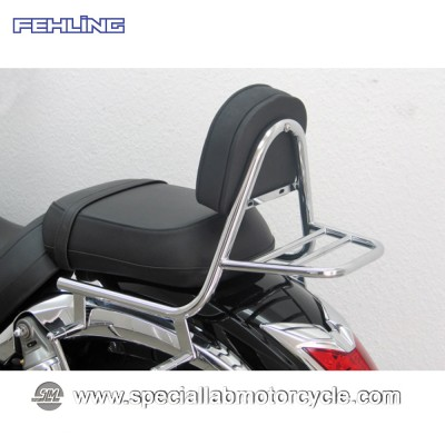 Fehling Schienalino Sissy Bar Kawasaki VN 1700 Classic