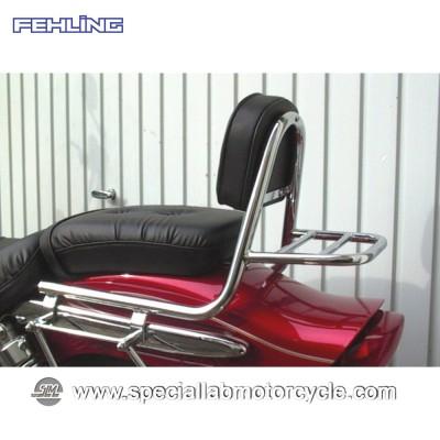 Fehling Schienalino Sissy Bar Suzuki GZ 125/250